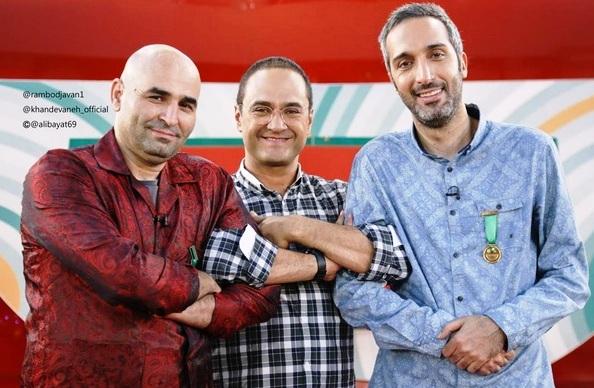 علی مسعودی: «خندوانه» سکوی پرتاپ من است/ روی تلویزیون عِرق خاصی دارم
