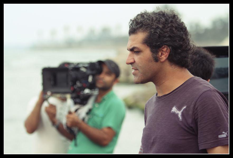 روزهای پایانی «من دیوانه نیستم» در کیاشهر/ مجید صالحی و مهران احمدی جلوی دوربین