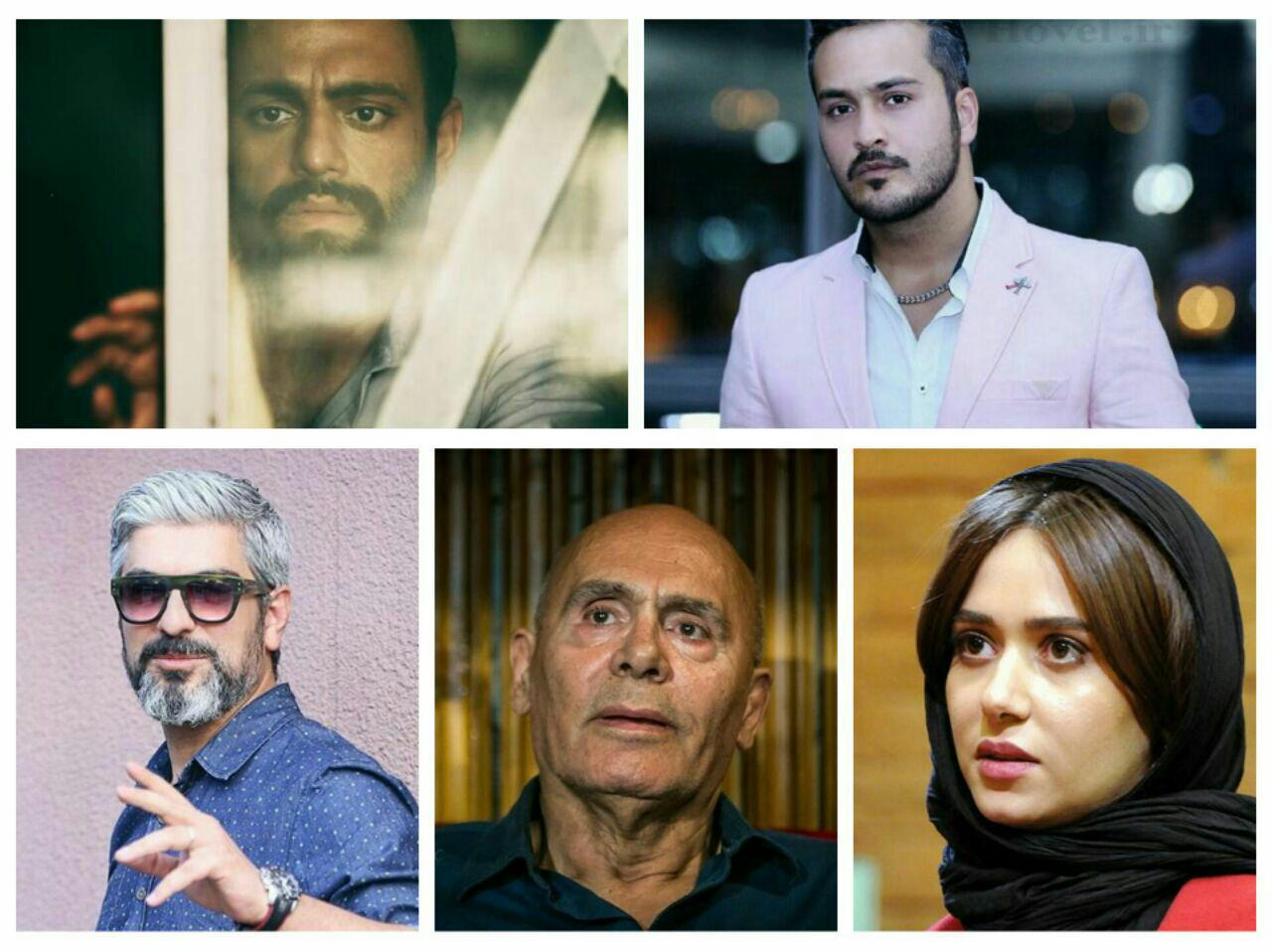 پرکارترین بازیگران ایرانی در جشنواره جهانی فجر چه کسانی هستند؟